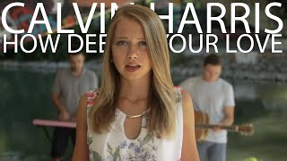 Calvin Harris - How Deep Is Your Love (LAURA KAMHUBER COVER)