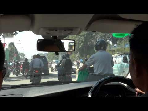 Remy & Rene in Nepal 2012: Traffic 1