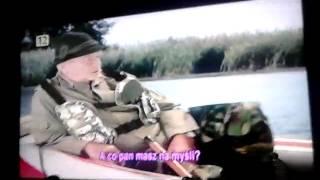 Marian Paździoch vs szczupak