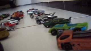 Hot Wheels   Minha Coleção PEQUENA