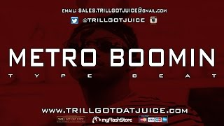 """""""Rounds"""" Instrumental (Metro Boomin, Future, Sonny Digital Type Beat) [Prod. By @TrillGotJuice]"""