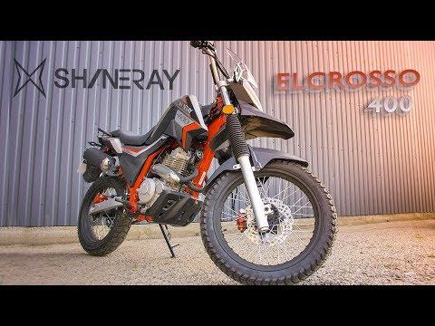 Shineray Elcrosso