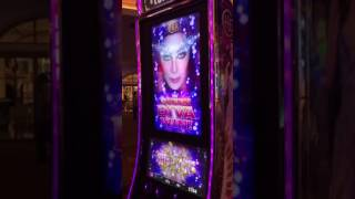 Cher Diva Queen Win at the CHER LIVE SLOT - Monte Carlo Las Vegas