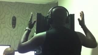 """Kazukuta Pres Nacobeta Recording """"Mwangolé"""""""