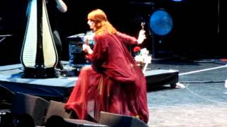 Florence + the Machine Drumming Song Live at Summerfest 2011