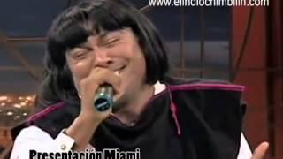 El Indio que canta como Marck Antony