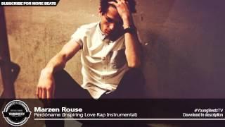 Marzen Rouse - Sad Inspiring Piano Love Rap Beat Instrumental - ''Perdóname''