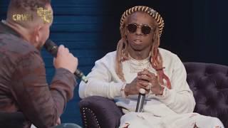 Carter 5 Interview- Lil Wayne Shot himself