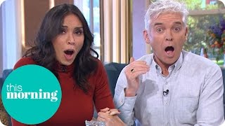 Phillip And Christine Are Grossed Out By Tale Of Toothbrush-Based Revenge | This Morning