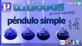 Imagen en miniatura para Péndulo simple 03
