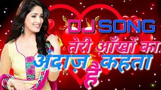 Dj Remix Teri Aankhon Ka Andaaz | Haan Maine Bhi Pyaar Kiya | Abhishek Bachchan | Karishma Kapoor| width=