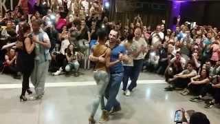 Felicien & Isabelle - Mil Pasos Choreography ::: KIZMI 2014 ::: Kizomba Milano Festival