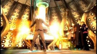 Doctor Who Regeneration Sound FX Extended
