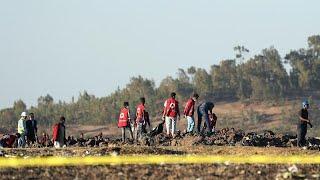 Crash d'Ethiopian Airlines : les Boeing 737 Max cloués au sol