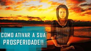 Meditação de Ativação para a Prosperidade e Abundância | André Lima | EFT