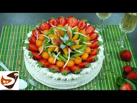 Come decorare una torta alla frutta   Guide di Cucina