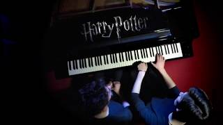 Harry Potter - Father and Son (Four-Hands piano cover)