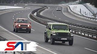SAT: Patrola do Slovenije
