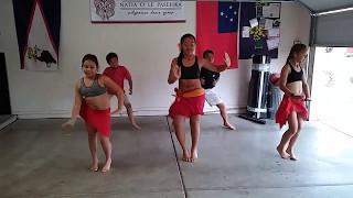 Logo Te Pate Dance