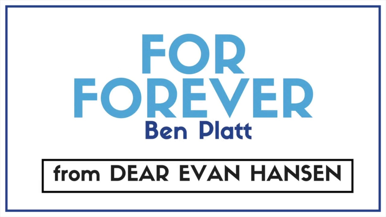 Dear Evan Hansen In Las Vegas October