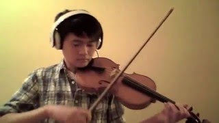 Just One Last Time (ft. Taped Rai) - David Guetta (Violin Cover by JAMES COOLE)