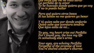 Trini Lopez - Perfidia Lyrics  (HQ Audio)