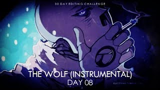 THE WOLF (INSTRUMENTAL) | G!Sans [DAY 06. Instrumental time!]