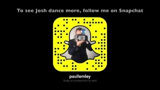My Roommate Dances...Therefore I Snap