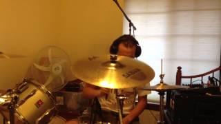 Rick Ross - MC Hammer (drum cover)