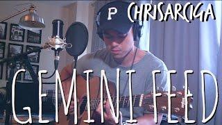 Gemini Feed - BANKS x ChrisArciga (acoustic cover)