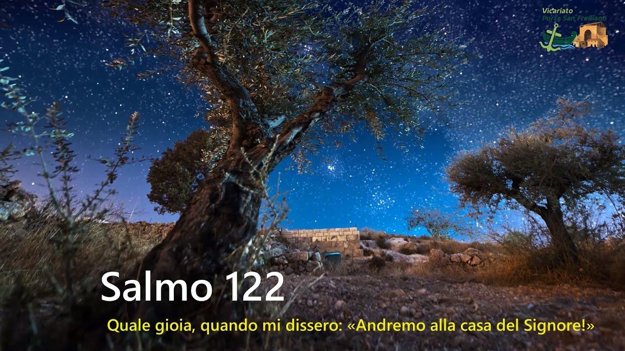 I Salmi delle Salite. Salmo 122 – Don Luca Mazzinghi