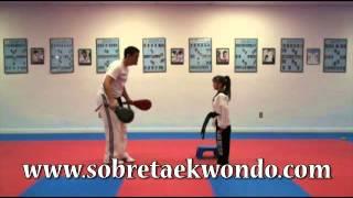 Ejercicios piometricos con saltos para Taekwondo (Part 1)