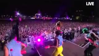 Rihanna - Hard at Rock In Rio 2011