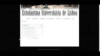Estudantina Universitaria de Lisboa - Em Viagem