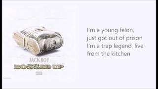 (NEW) Bossed Up - JackBoy Lyrics
