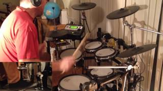 Toni Basil - Mickey (Roland TD-12 Drum Cover)