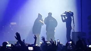 """De la Soul ft. Redman Live@ le Zenith 02/12/16  """"Oooh"""""""
