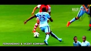 Alexis Sanchez Humiliating Great Players