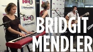 "Bridgit Mendler ""Ready Or Not"" Live @ SiriusXM // Hits 1"