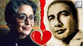 How Sahir And Amrita Pritam's Love Story Turned Into A Tragic End