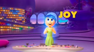 """Get to Know your """"Inside Out"""" Emotions: Joy"""