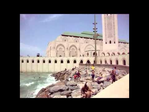 Mosque Hassan II – Casablanca Morocco.mp4
