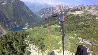 Red Bull X-Alps 2015: Honza Rejmanek (USA1) faces weather challenges
