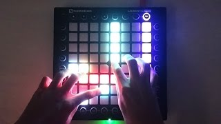 Summer Session x M4SONIC (Launchpad Pro cover)