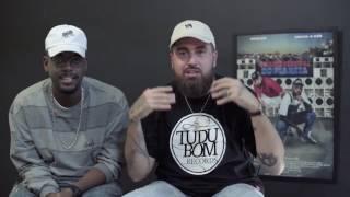 TUDUBOM Entrevista  -  Mãolee e Shock