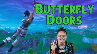 "Fortnite Montage - ""BUTTERFLY DOORS"" (Lil Pump)"