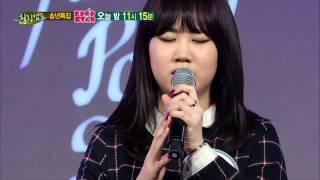 "Park Ji Min - 'Paper Hearts' (Tori Kelly) @ Healing Camp ""K-Pop Star Special"""