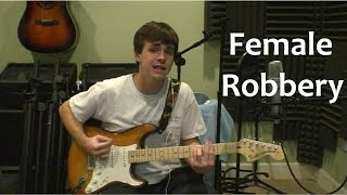 Female Robbery - The Neighbourhood Cover