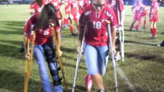 Soulja Boy on Crutches