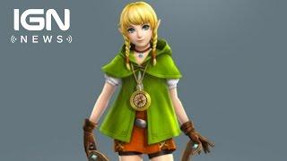 Linkle: First Female Link and Zelda Hyrule Warriors Legends 3DS Release Date - IGN News